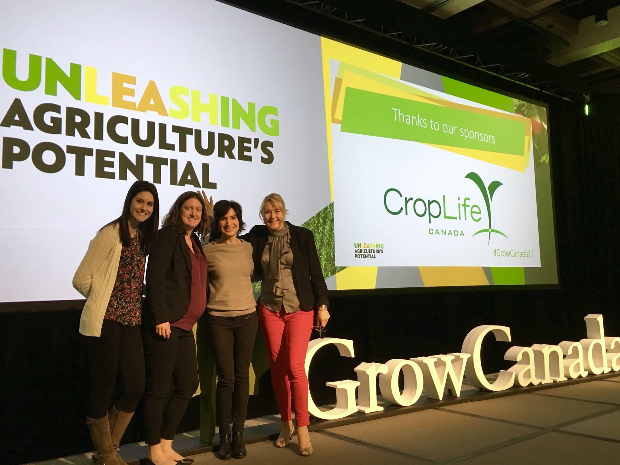 Let's Celebrate Canadian Agriculture in 2018 – Gina Sunderland MSc